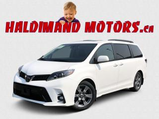 Used 2019 Toyota Sienna SE 2WD for sale in Cayuga, ON