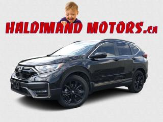 Used 2021 Honda CR-V Black Edition AWD for sale in Cayuga, ON