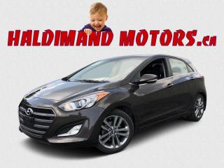 Used 2016 Hyundai Elantra GT Limited 2WD for sale in Cayuga, ON