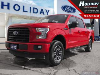 Used 2017 Ford F-150 XLT for sale in Peterborough, ON