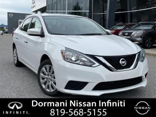 Used 2017 Nissan Sentra SV FWD for sale in Gatineau, QC