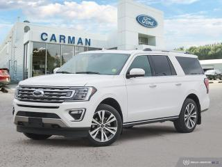 New 2021 Ford Expedition Limited MAX for sale in Carman, MB