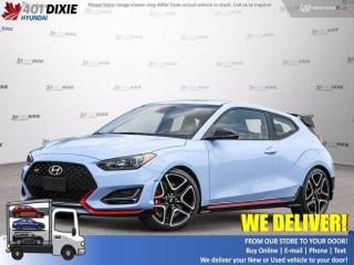 New 2022 Hyundai Veloster N DCT for sale in Mississauga, ON