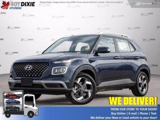 New 2021 Hyundai Venue Ultimate for sale in Mississauga, ON