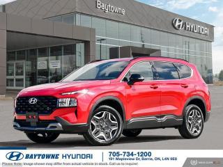 New 2022 Hyundai Santa Fe Urban AWD 2.5T for sale in Barrie, ON