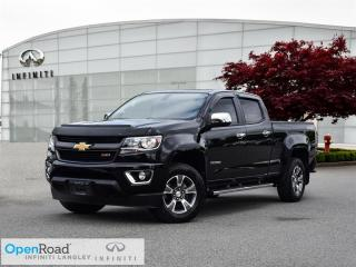 Used 2018 Chevrolet Colorado Crew 4x4 Z71 / Short Box for sale in Langley, BC