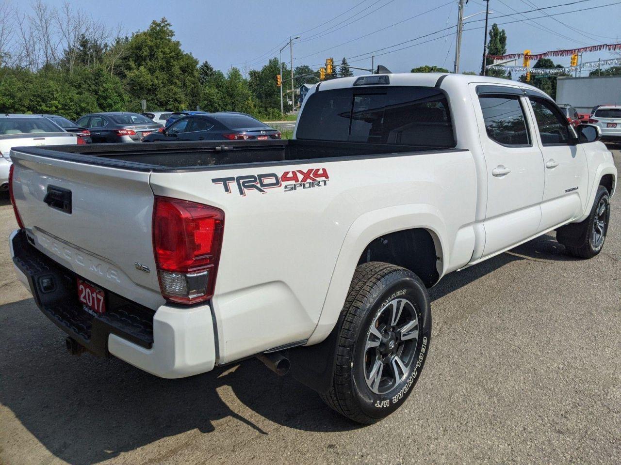 2017 Toyota Tacoma