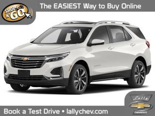 New 2022 Chevrolet Equinox LT for sale in Tilbury, ON