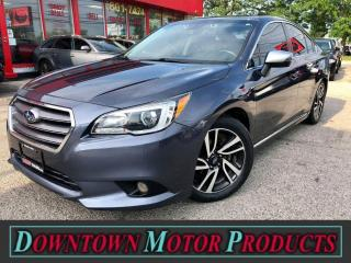 Used 2017 Subaru Legacy 2.5i w/Sport Technology for sale in London, ON