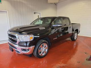 Used 2019 RAM 1500 Big Horn Crew 44x4 for sale in Pembroke, ON