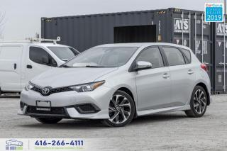 Used 2018 Toyota Corolla iM IM Hatchback|Heated seats|Camera| for sale in Bolton, ON