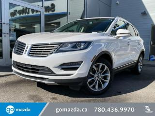 Used 2018 Lincoln MKC MKC - AWD, LEATHER, SUNROOF, HEATED SEATS, BACK UP AND MORE for sale in Edmonton, AB