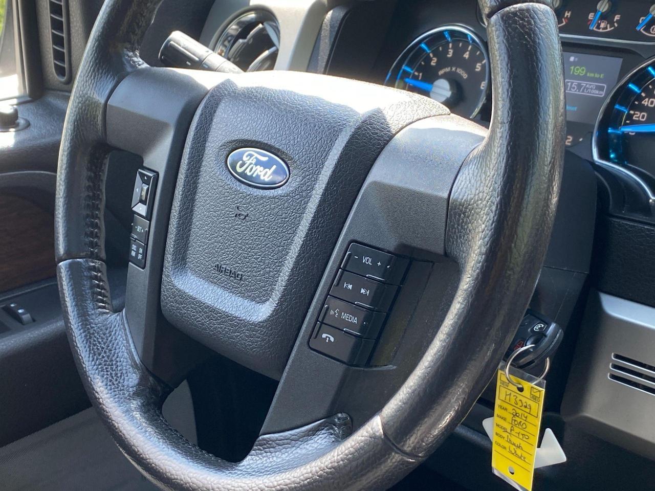 2014 Ford F-150 Lariat Photo20