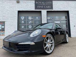 Used 2012 Porsche 911 991 Carrera/ 7-Speed Manual/ Clean Carfax for sale in Guelph, ON