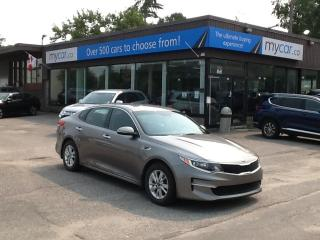 Used 2018 Kia Optima LX HEATED SEATS, BACKPUP CAM, BLUETOOTH!! for sale in Richmond, ON