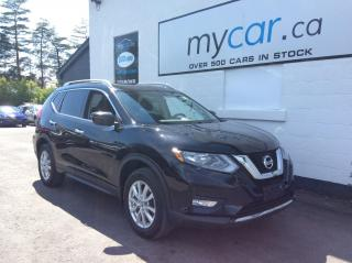 Used 2017 Nissan Rogue SV SUNROOF, HEATED SEATS, BACKUP CAM, BLUETOOTH!! for sale in North Bay, ON