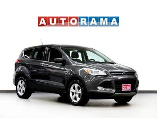Used 2016 Ford Escape SE 4WD Backup Camera Heated Seats for sale in Toronto, ON