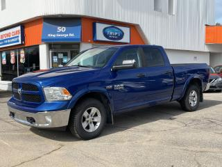 Used 2014 RAM 1500 OUTDOORSMAN for sale in Brantford, ON