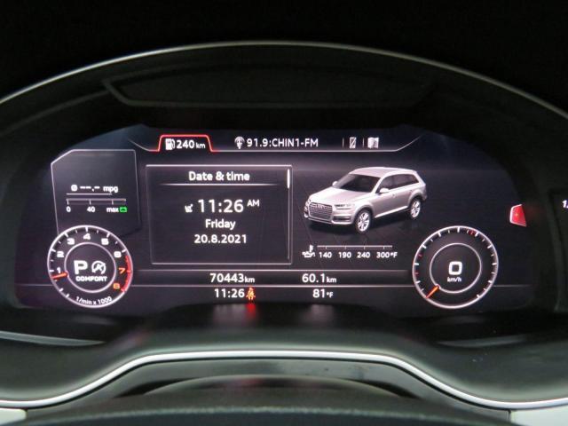 2017 Audi Q7 Technik S-Line Nav Leather PanoRoof Backup Cam