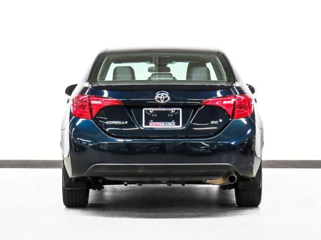 2017 Toyota Corolla SE Leather Sunroof Backup Camera Heated Seats