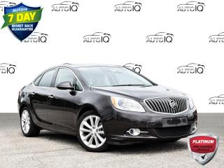 Used 2015 Buick Verano Leather Low Low K'S for sale in Tillsonburg, ON