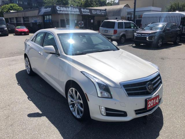 2014 Cadillac ATS Premium AWD 2.0L TURBO 272HP 6 SPD AUTO