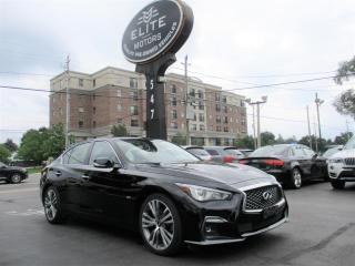 Used 2019 Infiniti Q50 for sale in Burlington, ON