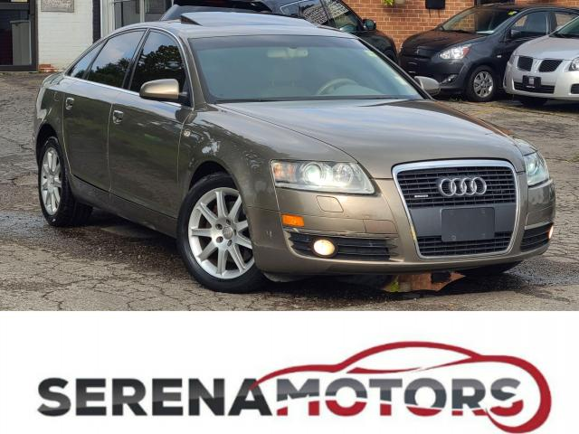 2005 Audi A6 3.2L   AWD  FULLY LOADED   NO ACCIDENTS   LOW KM