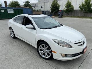 Used 2009 Mazda MAZDA6 Leather, Sunroof, Automatic, 3/Y warranty avai for sale in Toronto, ON