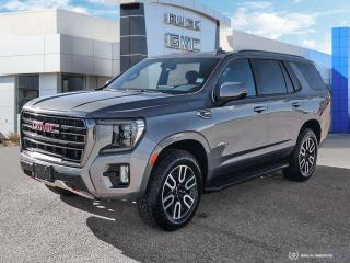 New 2021 GMC Yukon AT4 End of Summer Savings! for sale in Winnipeg, MB