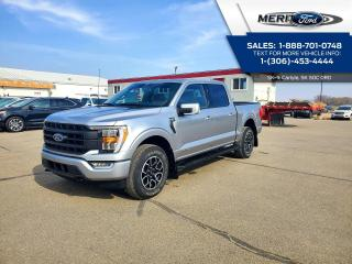New 2021 Ford F-150 LARIAT PowerBoost Full Hybrid for sale in Carlyle, SK