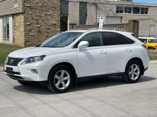 Used 2014 Lexus RX 350 Premium AWD Leather/Sunroof/Camera for sale in North York, ON