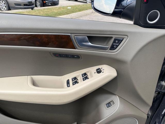 2012 Audi Q5 2.0L PREMIUM NAVIGATION/REAR CAMERA Photo11