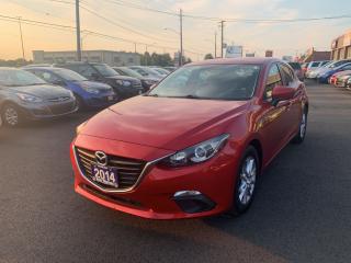 Used 2014 Mazda MAZDA3 GS-SKY for sale in Hamilton, ON