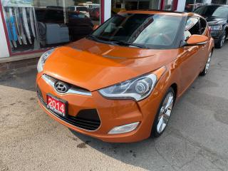 Used 2014 Hyundai Veloster w/Tech for sale in Hamilton, ON