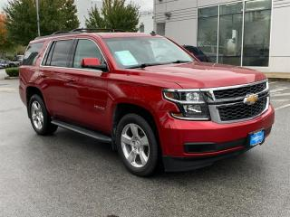 Used 2015 Chevrolet Tahoe 4X4 LT for sale in Burnaby, BC