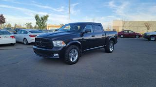 Used 2010 Dodge Ram 1500 Sport   LEATHER   DVD   $0 DOWN - APPROVED!! for sale in Calgary, AB