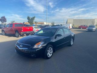 Used 2009 Nissan Altima SL   LEATHER   $0 DOWN - EVERYONE APPROVED!! for sale in Calgary, AB