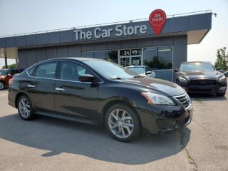 Used 2013 Nissan Sentra SR Bluetooth Heat Seats 1owner NO ACCIDENTS LOCAL for sale in Winnipeg, MB