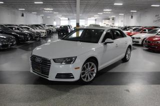 Used 2017 Audi A4 PROGRESSIV QUATTRO I NAVIGATION I SUNROOF I REAR CAMERA I BT for sale in Mississauga, ON