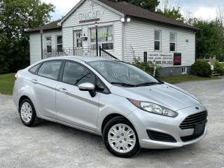Used 2014 Ford Fiesta 4dr Sdn SE for sale in Sutton, ON