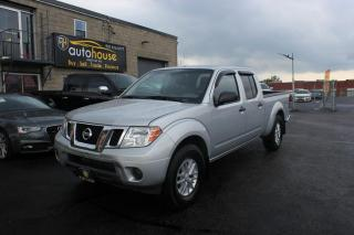 Used 2016 Nissan Frontier CREW CAB/4X4/LWB/ACCIDENT FREE/TOW PACKAGE for sale in Newmarket, ON