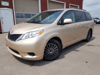 Used 2013 Toyota Sienna FWD 7-Passenger I4 for sale in Dunnville, ON