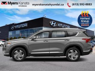 New 2022 Hyundai Santa Fe Preferred AWD  - $276 B/W for sale in Kanata, ON