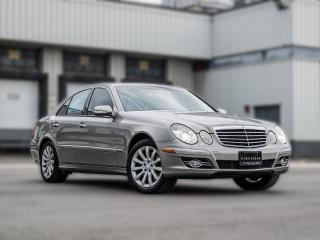 Used 2009 Mercedes-Benz E-Class E300 4MATIC for sale in Toronto, ON