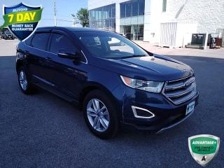 Used 2017 Ford Edge SEL   LEATHER   ALLOYS   HTD STEERING WHEEL   KEYLESS ENTRY   for sale in Barrie, ON
