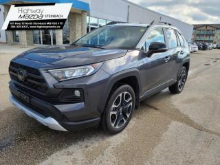 Used 2019 Toyota RAV4 AWD TRAIL - Leather Seats -  Sunroof for sale in Steinbach, MB