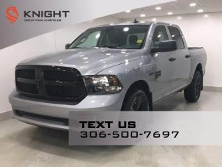 New 2021 RAM 1500 Classic Express Night Edition Crew Cab for sale in Regina, SK