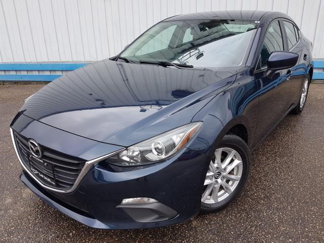 2016 Mazda MAZDA3 GS *NAVIGATION*