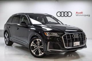 New 2022 Audi Q7 PROGRESSIV for sale in Winnipeg, MB